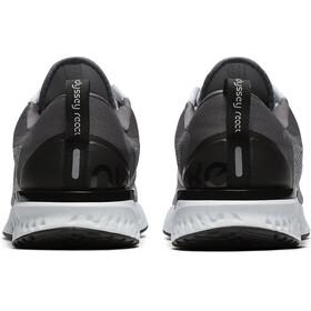 Nike Odyssey React Shoes Women wolf grey/black-dark grey-pure platinum